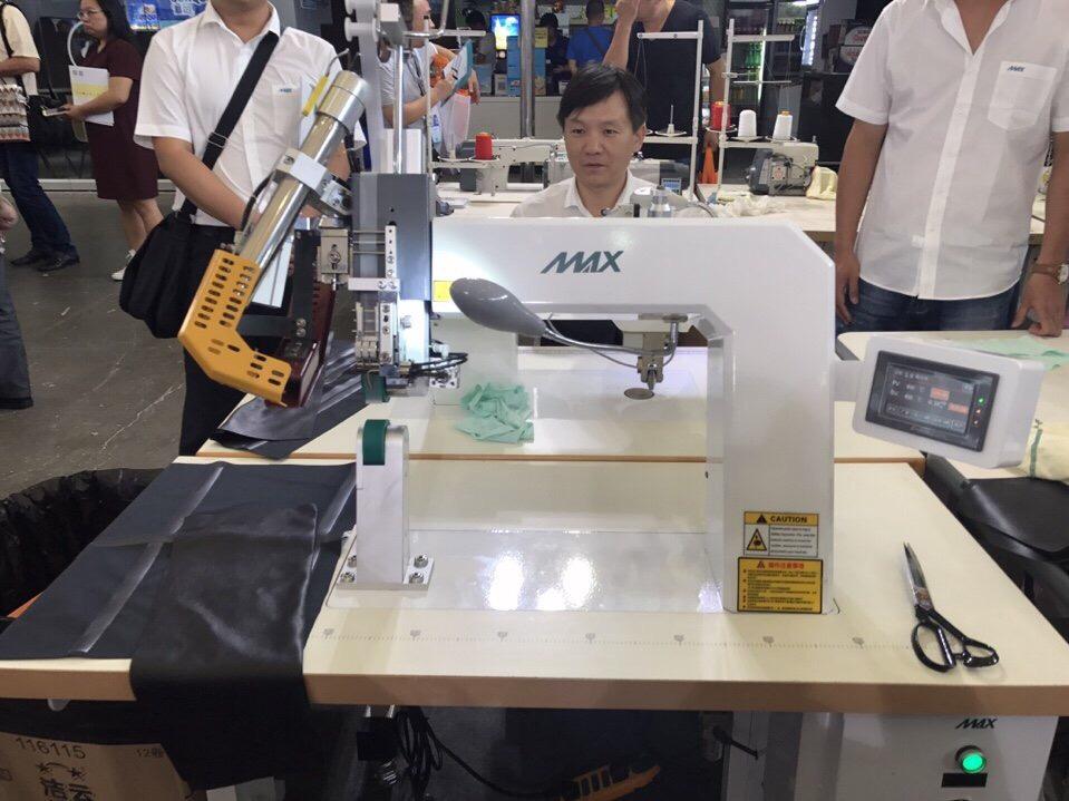 Máy may 1 kim điện tử JUKI DDL-8100E